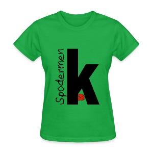 Spodermen K Women's T-Shirt - Women's T-Shirt