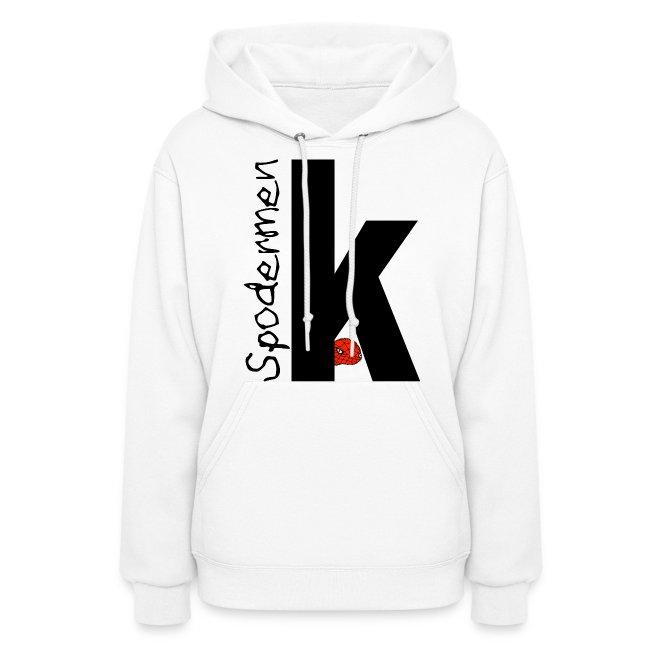 """Spodermen """"K"""" Sweater"""