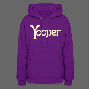 Yooper Irish Shamrocks - Women's Hoodie