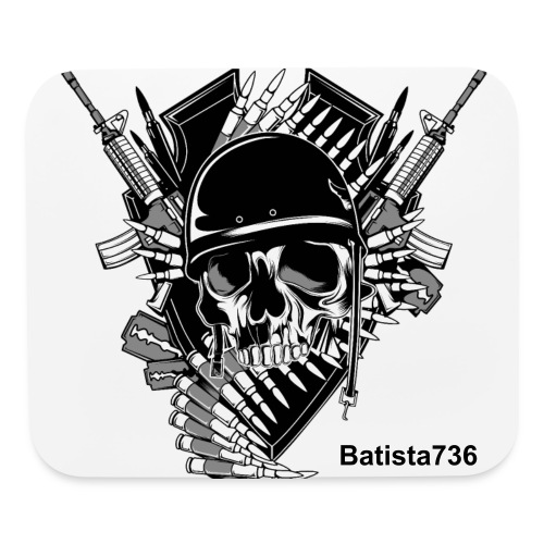 Batista736 Mouse Pad - Mouse pad Horizontal