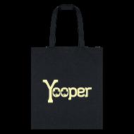 Bags & backpacks ~ Tote Bag ~ Yooper Irish Shamrocks