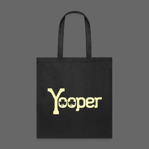 Yooper Irish Shamrocks - Tote Bag