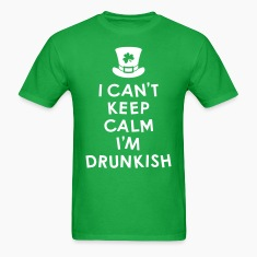 Keep Calm St. Patricks T-Shirts