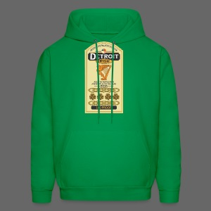 Detroit Irish Whiskey - Men's Hoodie
