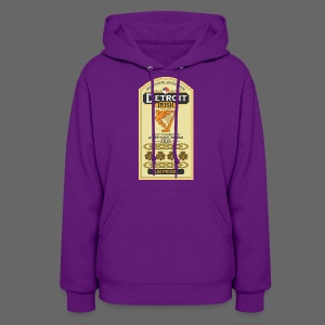 Detroit Irish Whiskey - Women's Hoodie
