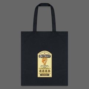 Detroit Irish Whiskey - Tote Bag