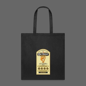 Detroit Irish Whiskey - Tote Bag