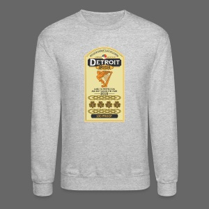 Detroit Irish Whiskey - Crewneck Sweatshirt