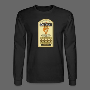 Detroit Irish Whiskey - Men's Long Sleeve T-Shirt