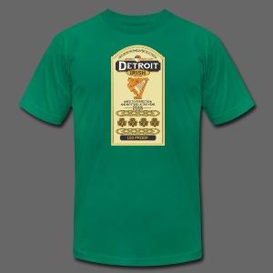 Detroit Irish Whiskey - Men's Fine Jersey T-Shirt
