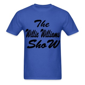 The Willie Williams ShoW - Men's T-Shirt