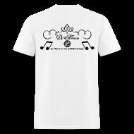 T-Shirts ~ Men's T-Shirt ~ Dj Alfonzin - PZS