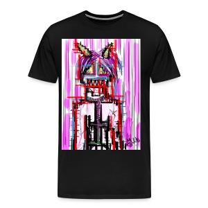 My demon T_SHIRT - Men's Premium T-Shirt