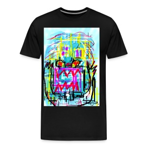 Scream T_SHIRT - Men's Premium T-Shirt