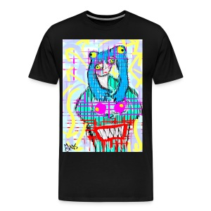 Sad Panda T_SHIRT - Men's Premium T-Shirt