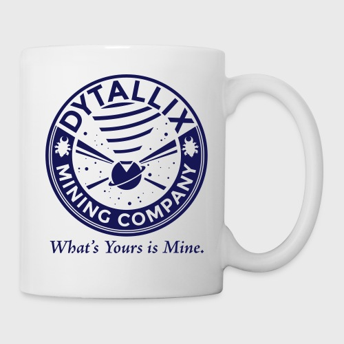 Star Trek Conspiracy Dytallix - Coffee/Tea Mug