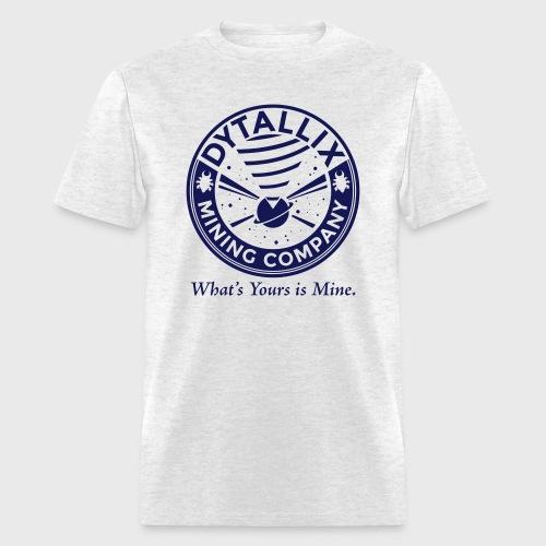 Star Trek Conspiracy Dytallix - Men's T-Shirt