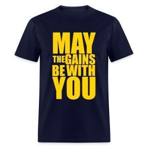 gaines - Men's T-Shirt