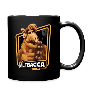 Alfbacca: Cat Wars Mug - Full Color Mug