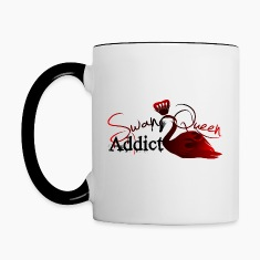 SwanQueen Addict Mugs & Drinkware