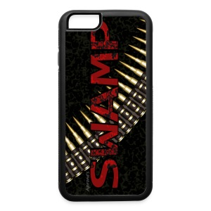 Swamp iPhone 6 Rubber case - iPhone 6/6s Rubber Case