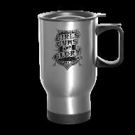 Mugs & Drinkware ~ Travel Mug ~ GGG Travel Mug