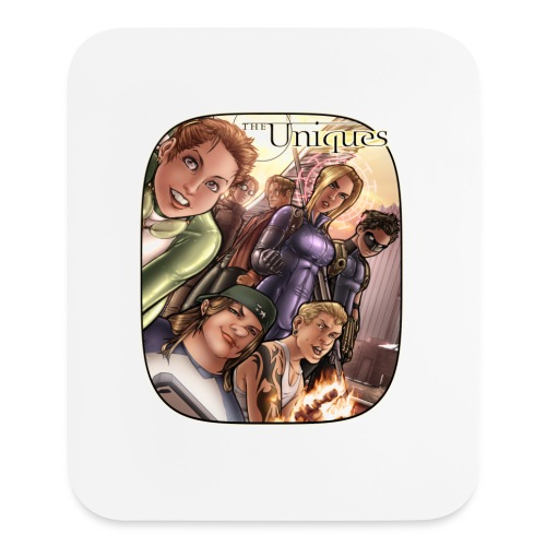 The Uniques New Guard Mouse Pad - Mouse pad Vertical