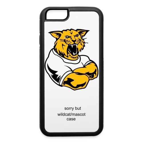case - iPhone 6/6s Rubber Case