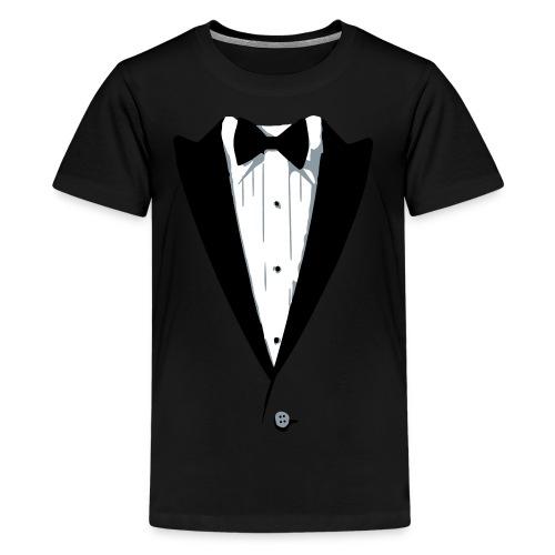Tuxedo Tee - Kids' Premium T-Shirt