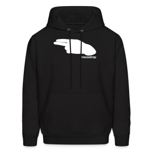 TWO-FINGERED POINT (HOODIE) - Men's Hoodie