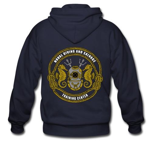 NDSTC Hoodie - Men's Zip Hoodie