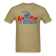 T-Shirts ~ Men's T-Shirt ~ Surfing No Fear