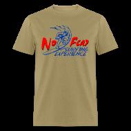 T-Shirts ~ Men's T-Shirt ~ Surfing No Fear