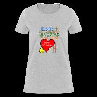 Women's T-Shirts ~ Women's T-Shirt ~ Jesus me ama t shirts,