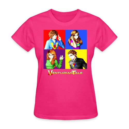 VenturianTale Group - Women's T-Shirt