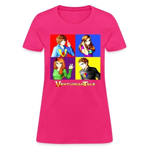 VenturianTale Group - Women's T-Shirt