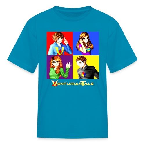 VenturianTale Group - Kids' T-Shirt
