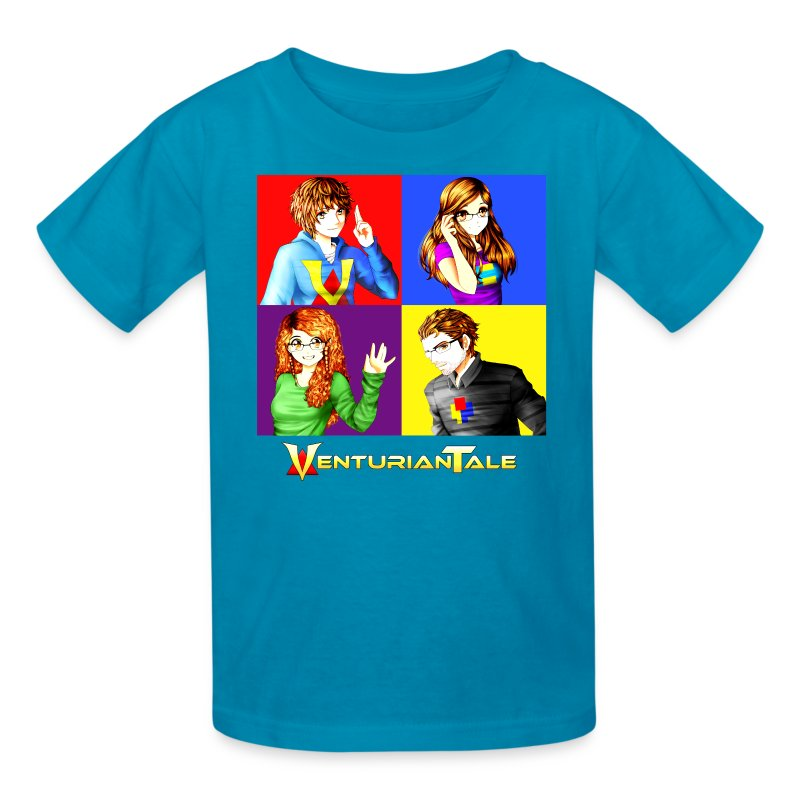 VenturianTale Group - Kids' T-Shirt