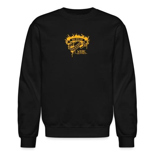 Mens Support Sweater - Crewneck Sweatshirt