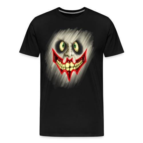 Bat Smile Adult Black - Men's Premium T-Shirt