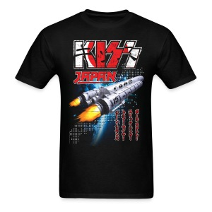 KISS Flyover - Men's T-Shirt