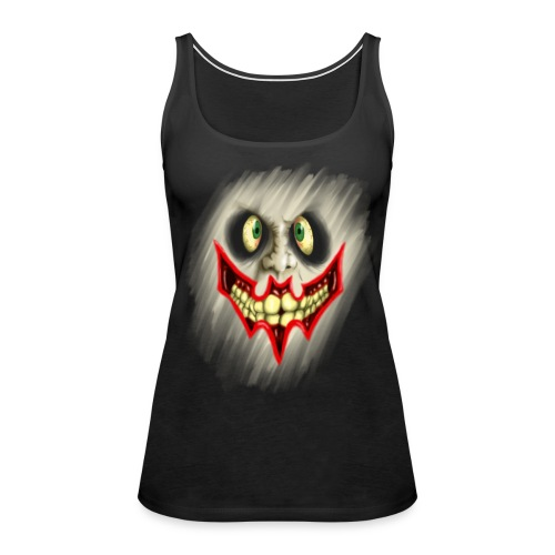 Bat Smile Women's Tank - Women's Premium Tank Top