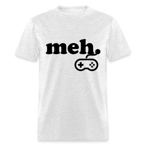 'Meh' Tee (Men's) - Men's T-Shirt