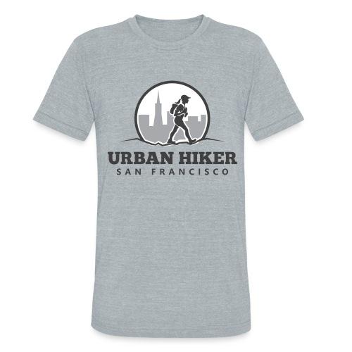 Urban Hiker SF Unisex T-Shirt - Unisex Tri-Blend T-Shirt