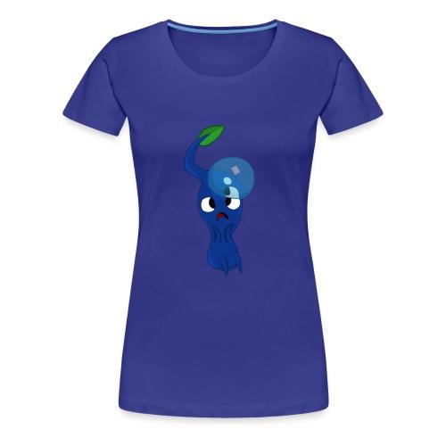 blue Pikmin - Women's Premium T-Shirt