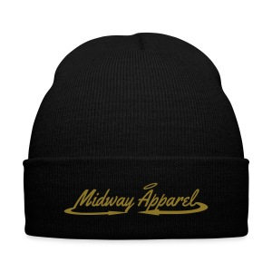 MIdway Apparel GOLDIE - Knit Cap with Cuff Print