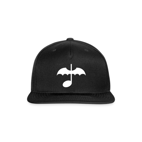 Music Note with Bat Wings