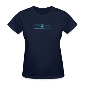 WikiLeaks - Women's T-Shirt