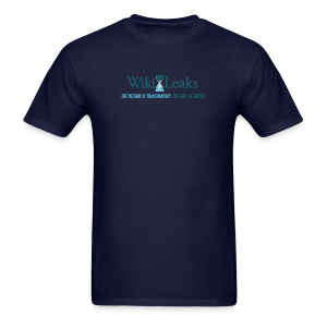 WikiLeaks - Men's T-Shirt