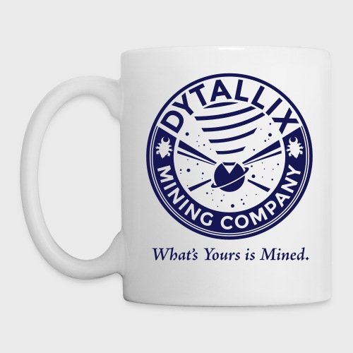 Star Trek Conspiracy Dytallix - Coffee/Tea Mug